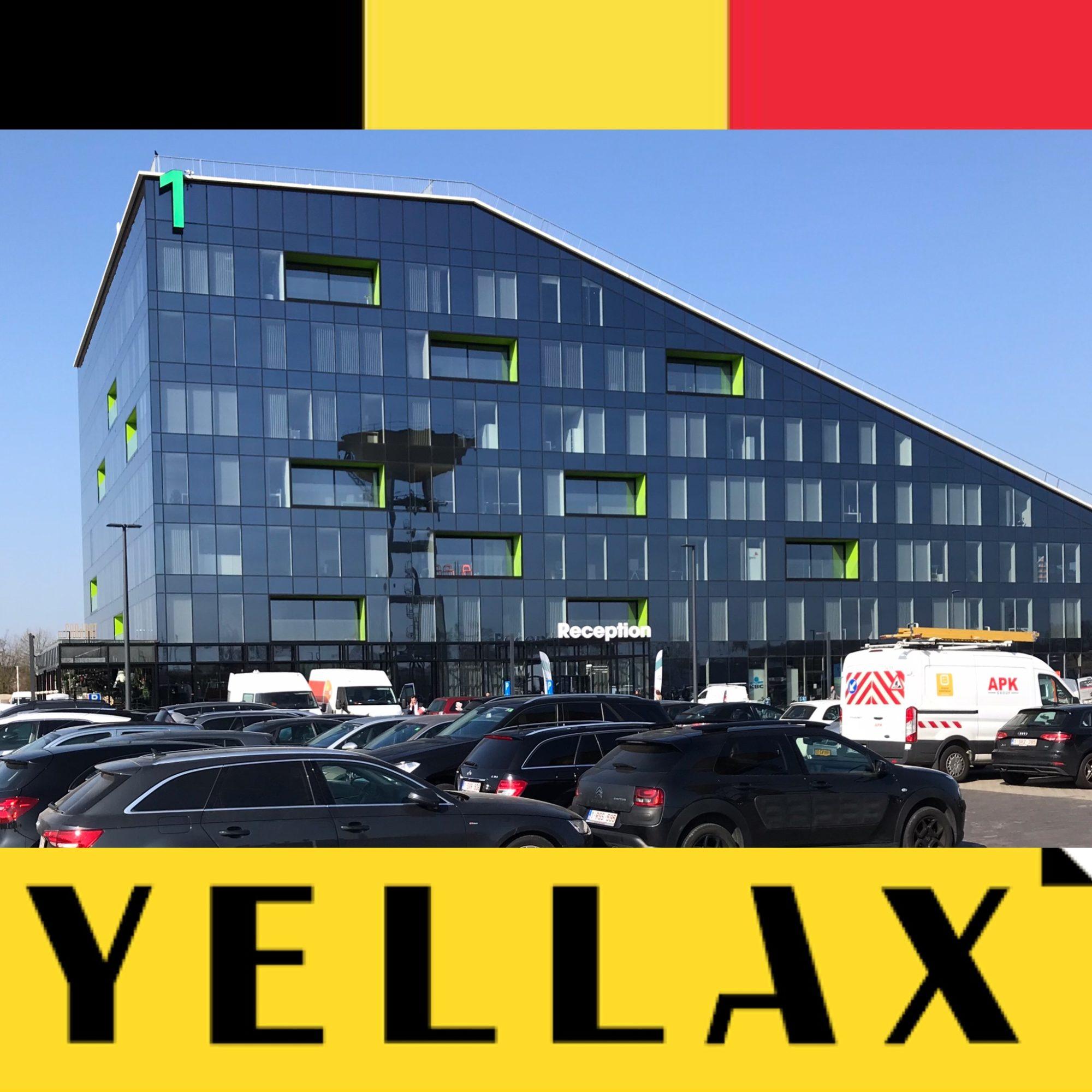Yellax breidt zijn dienstverlening uit naar België