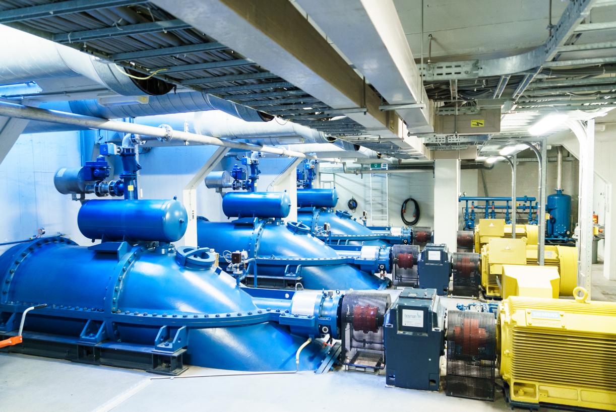 Vaktijdschrift Automatie bij Waterschap Rivierenland