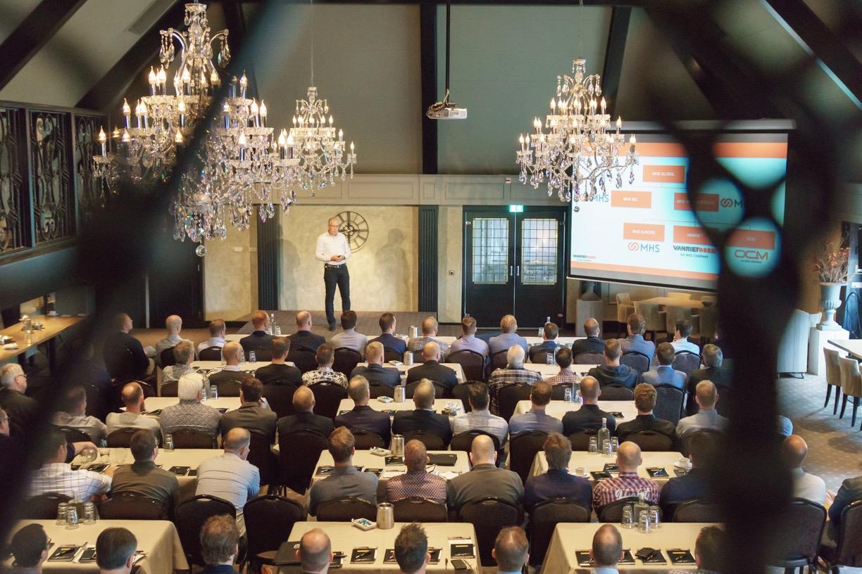 Terugblik op een geslaagd kennisdelingsevent voor de maakindustrie